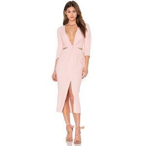 Bec & Bridge Twist dress